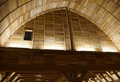 Architecture du Manoir