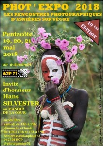 affiche photexpo2018