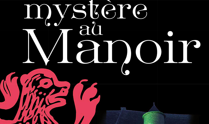 Spectacle familial Mystère au Manoir