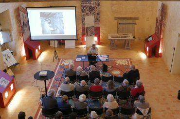 «Les comptes de la Dame d'Olivet», une conférence de Jacques Fourgeaud au Manoir de la Cour.