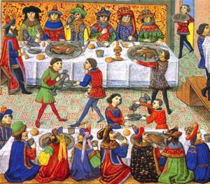 banquetmedieval