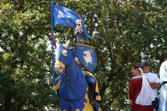 Les Rendez-vous du Moyen Âge : Chevaliers et tournois