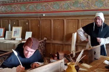 A la découverte du livre médiéval
