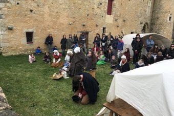 Résultats de l'enquête médiévale