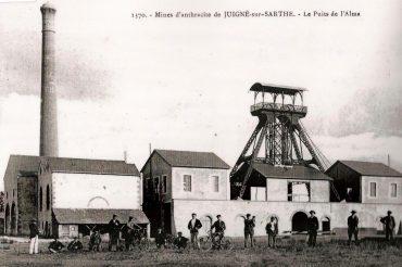 Exposition : Le passé industriel du territoire