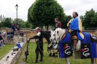 Le Rendez-Vous du Moyen Âge de septembre : «De l'écuyer au chevalier»