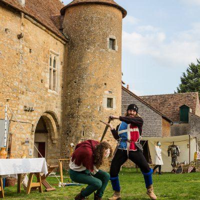 Les Rendez-Vous du Moyen Âge en fête-17 & 18.10.2020- JM Lhérault©