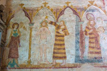 Journées de l'archéologie : visite spéciale fresques d'Asnières !